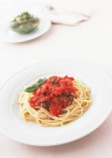 عکس اسپاگتی و سس گوجه