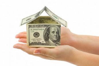 عکس دلار خانه دست
