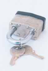 عکس اجسام و اشیاء قفل و کلید