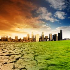 عکس سرسبزی تبدیل به خشکسالی