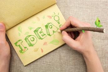 عکس دفترچه ایده و طرح