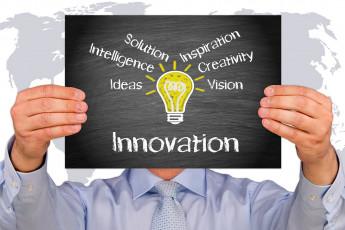 عکس تابلو راه حل ها و نوآوری ها