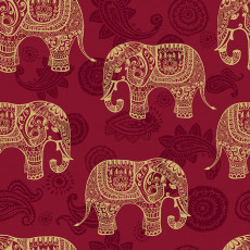 تصویر وکتور فیل برای بکگراند