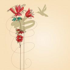 تصویر وکتور گل برای طراحی گرافیکی
