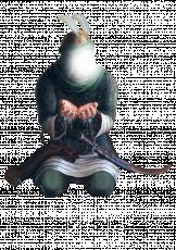 عکس حضرت عباس با چهره نورانی
