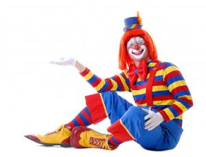 عکس دلقک سیرک