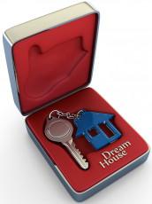 عکس جعبه و کلید خانه