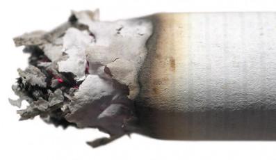 عکس سیگار و آتش